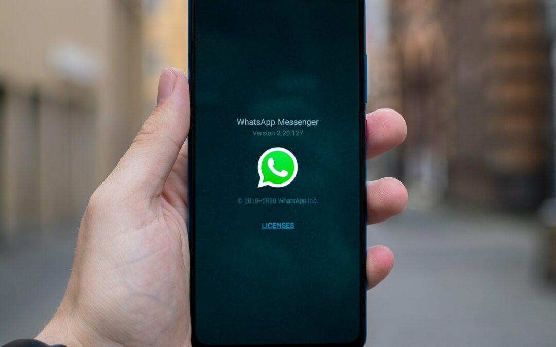 Nu ook bereikbaar via WhatsApp en Messenger